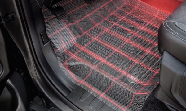 custom car mats liners guard inch fitted floor automotive u