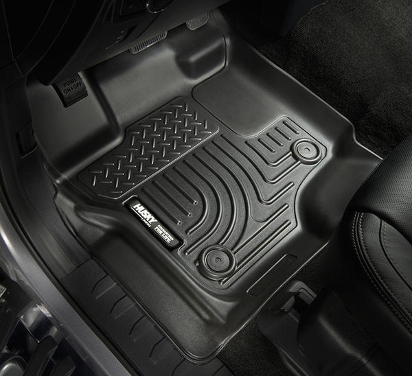 The Rugged And Sporty WeatherBeather Floor Liners Perfectly Conform To The  Contours Of The Ford F 150 And Offer Unbeatable Carpet Protection For  Whatever ...