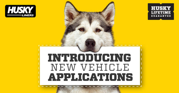 New WeatherBeater, Mud Guard and Wheel Well Guard Applications Available!