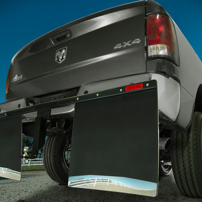 hitch mount mud flaps