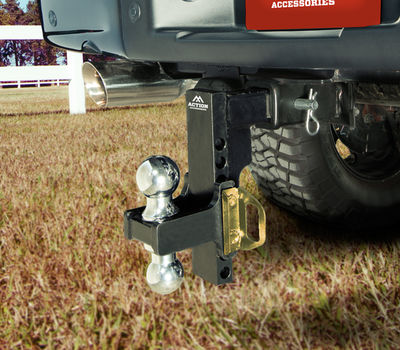 Adjustable Ball Mount, Adjustable Hitch, Tow Hitch