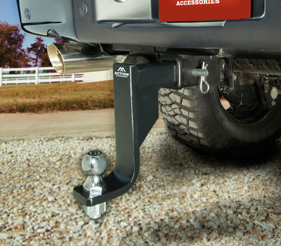 Drop Ball Mount, Drop Hitch, Ball Mount
