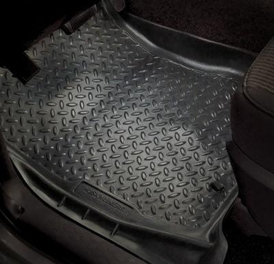 classic style floor mats