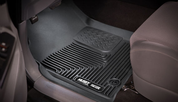 The Ultimate Floor Protection For The Toyota Tacoma Husky