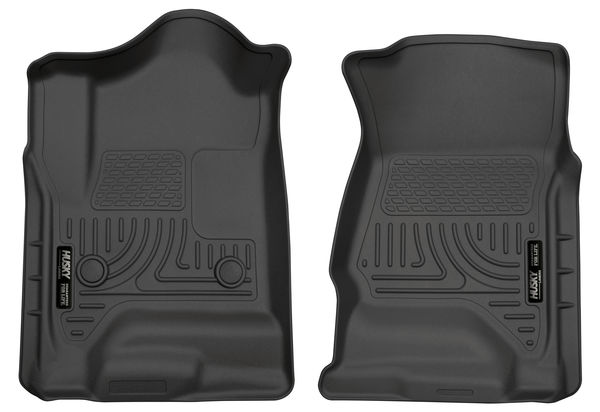 Husky Liners Front Rear Mud Flaps Mud Guards 2007-2013 GMC Sierra 1500