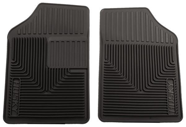 Floor mats car mats weather mats husky liners front floor mats black sciox Image collections