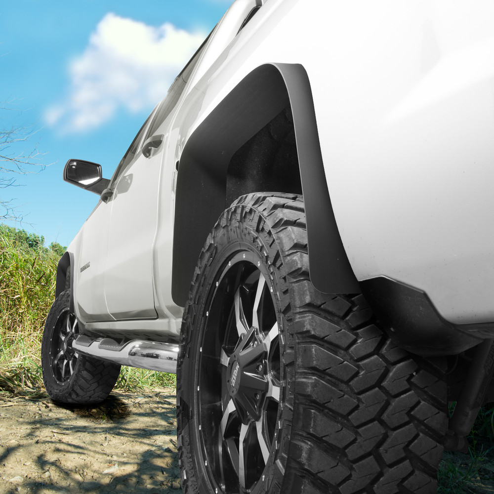 Long John Fender Flares Universal Husky Liners Installing Jeep The Coverage You Need