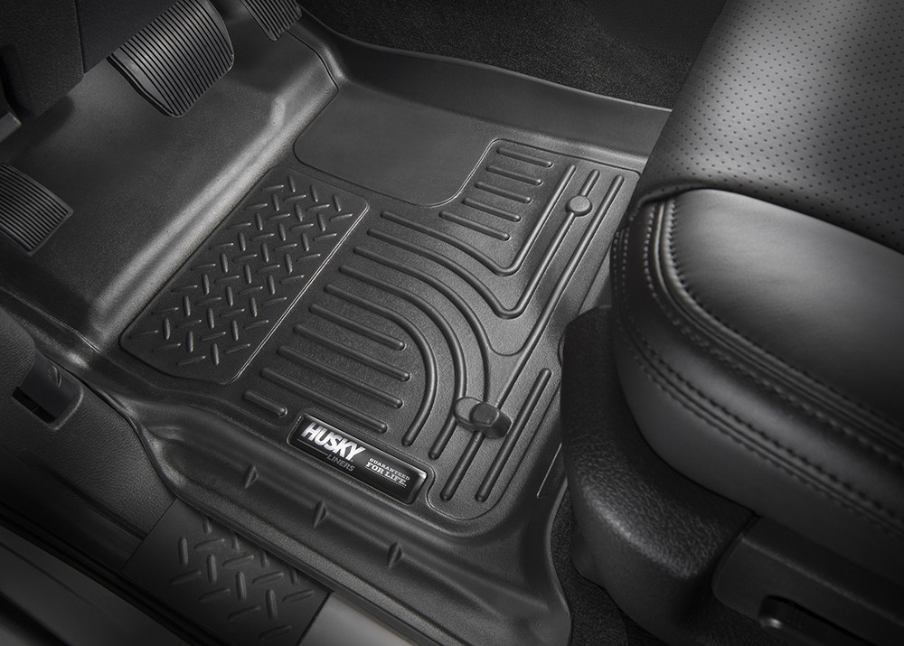 Attractive All Weather Mats, Rugged And Sporty