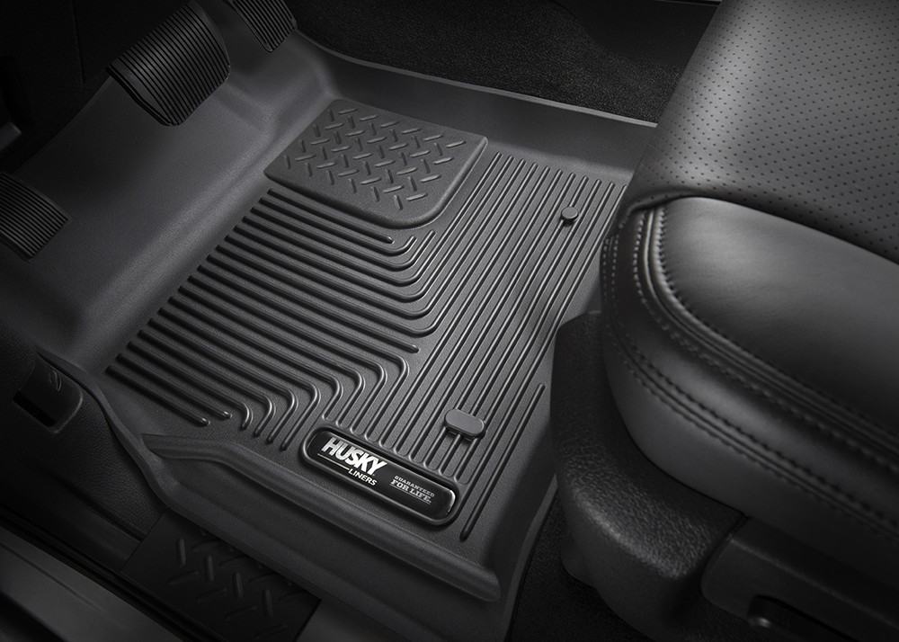 2015 chevrolet silverado 1500 rubber floor mats truck. Black Bedroom Furniture Sets. Home Design Ideas