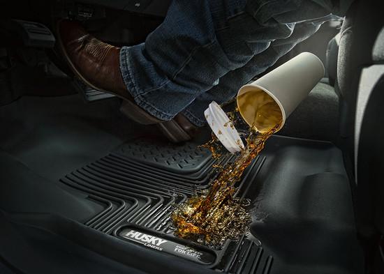 2015 Chevrolet Silverado 1500 Rubber Floor Mats Truck