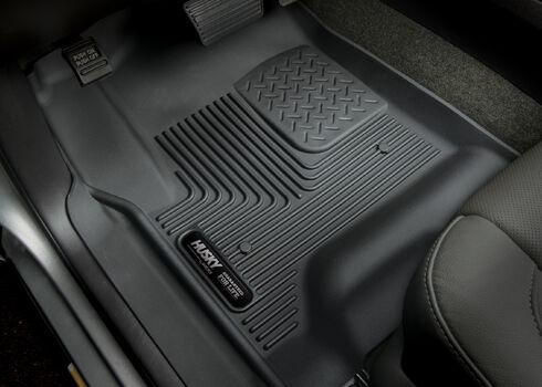 Chevy Silverado Floor Mats Husky Liners
