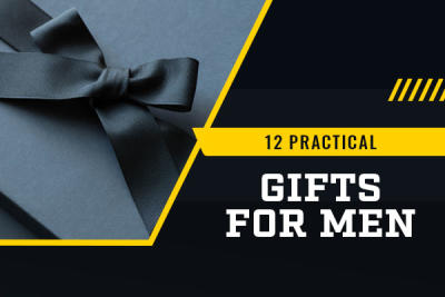 12 Practical Gifts for Men