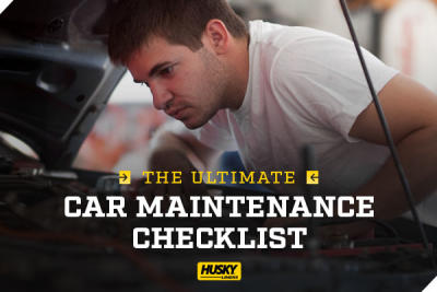 The Ultimate Car Maintenance Checklist