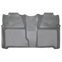 2nd Seat Floor Liner (Full Coverage) - Grey