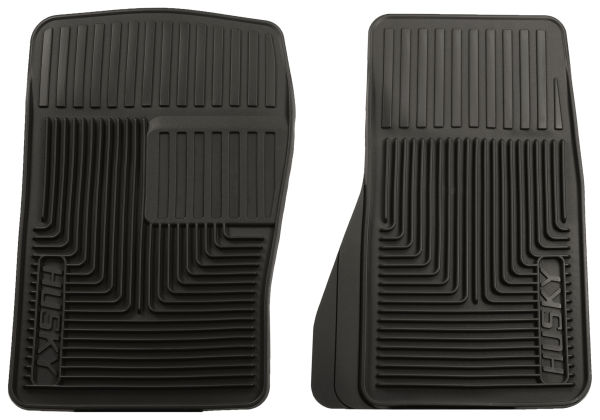 Husky Liners 32311 1st Seat Floor Mats Black For Blazer//S10//Sonoma//Jimmy//Hombre