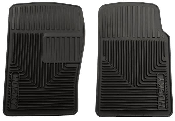 98981 Husky Liners Floor Mats Front New Black for Mercedes ML Class ML350 GL450
