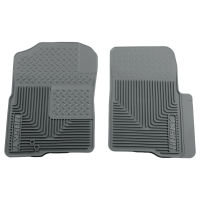 Husky Liners 51113 Custom Fit Heavy Duty Rubber Front Floor Mat Pack of 2 Tan