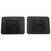 2nd Or 3rd Seat Floor Mats - Black