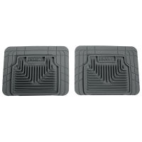 2nd Or 3rd Seat Floor Mats - Grey