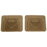 2nd Or 3rd Seat Floor Mats - Tan