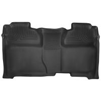 2nd Seat Floor Liner (Full Coverage) - Black