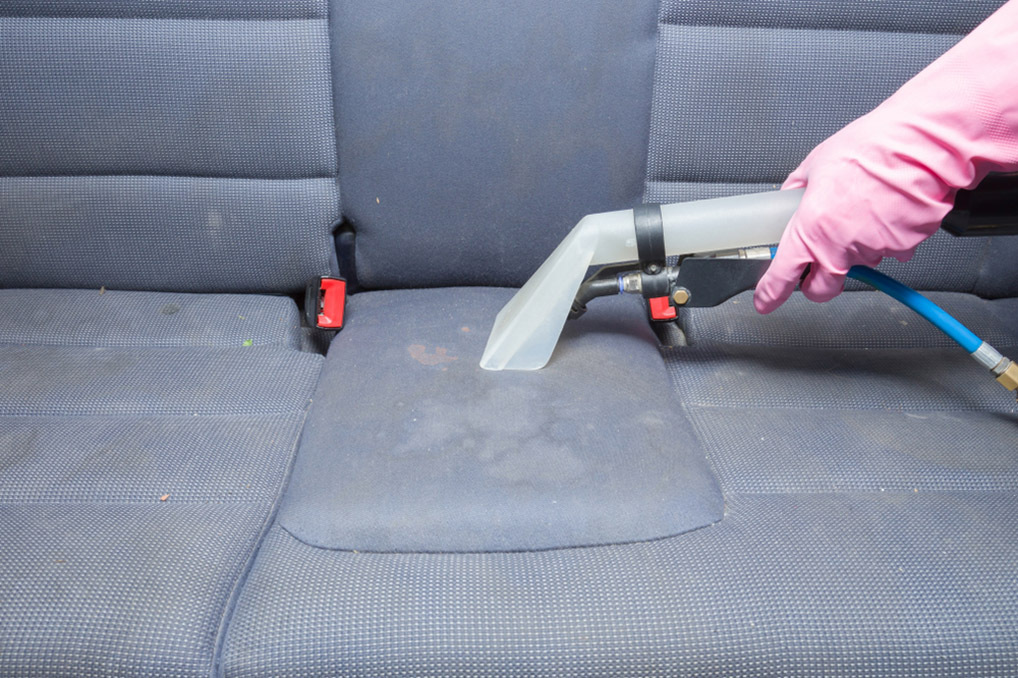 Water Stain On Your Car Seat Here S, How To Get Rid Of Car Seat Water Stains