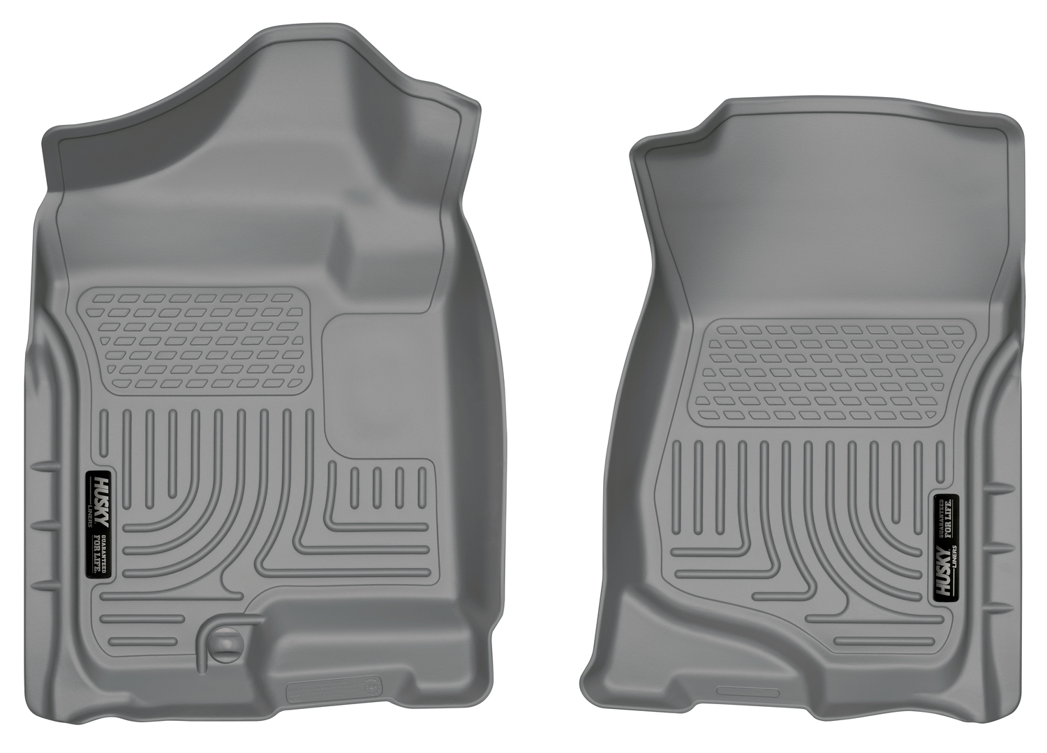 Husky Weatherbeater All Weather Floor Mats For Cadillac