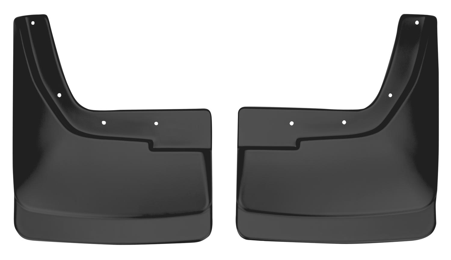 Husky Liners 57251 Custom Rear Mud Guards 1992-2000 Chevrolet C//K Series Dually