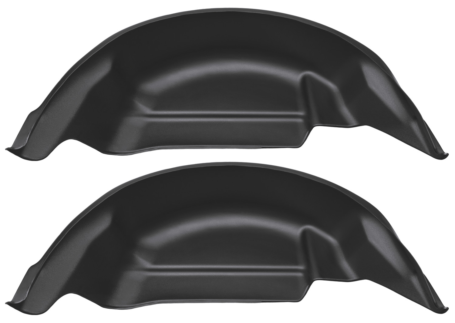 Husky Liners Rear Wheel Well Guards Fender Liners Set For
