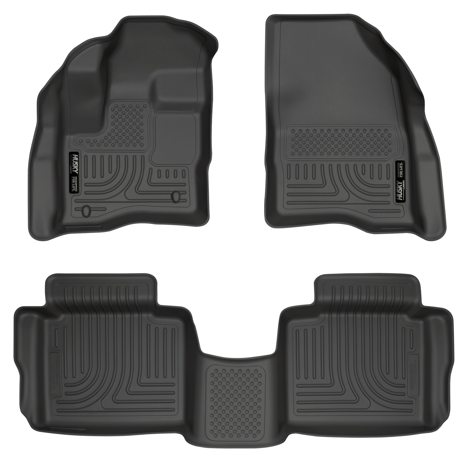 Husky Weatherbeater All Weather Floor Mats For 2010 2016